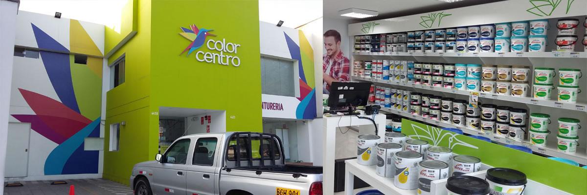 Color centro venmark - Leroy merlin pinturas decorativas ...